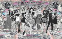 "Girls Generation ""The Boys"" Vintage (BW ver.)"