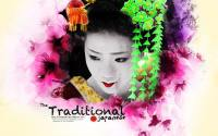 Rework The Japanese Traditional