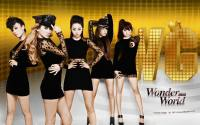 Wonder Girls - 2nd album Wonder World