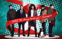 TVXQ - X' mas Theme We always beside you