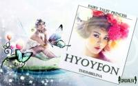 Girls' Generation The Boys Concept Official Set ::Hyoyeon::