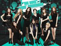 "SNSD ♥ The 3rd Album ""The Boys"""