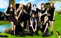 "Girls' generation - ""THE BOYS"" Green Nature ver."