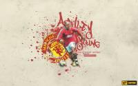 Ashley Young : Man Utd