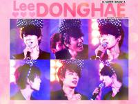Donghae in SUPER SHOW4