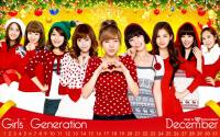"Girls' generation - Vita 500 ""Merry Christmas"" Dec Cale"