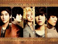 MEMORY IN FT ISLAND