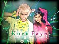 Koen,Faye kamikaze new year 2012 collection