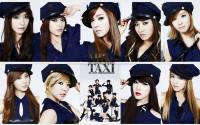 SNSD - the 3rd album MR.TAXI KOREA