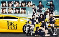 SNSD - the 3rd album MR.TAXI KOREA ver.2