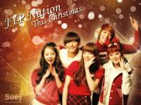 JYP Nation This Christmas
