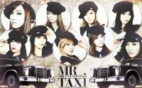 SNSD :: Mr.Taxi The 3rd Album [Album Cover]