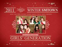 SNSD ❤ SM Town Winter 2011 Album ❤ The Warmest Gift