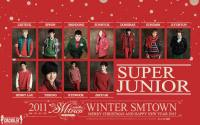 Merry Christmas 2012 Set ::Super Junior 2011 Ver.2::