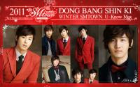 TVXQ SM Town Winter 2011
