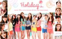 SNSD The 1st Japan Official Photobook 'holiday' [2]