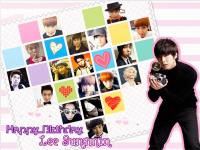 Happy Birthday, Lee Sungmin