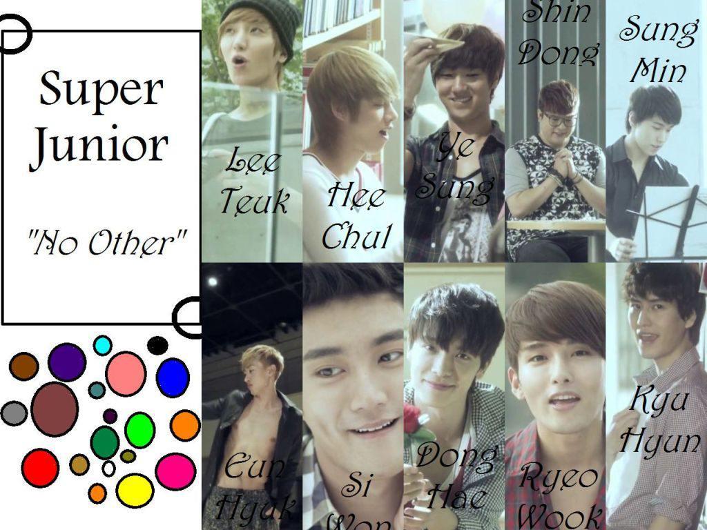 Super Junior No Other