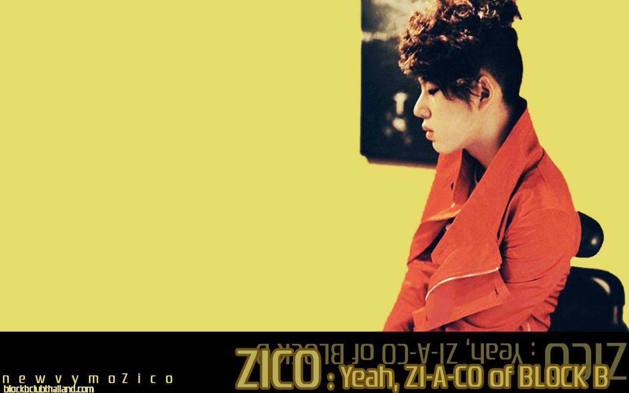 Pin Block B Zico Wallpaper on Pinterest
