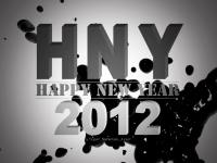 Happy New Year : 2012