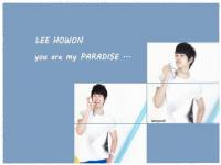 INFINITE : LEE HOWON