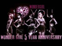 WonDerGirls:5th ANNIVERSARY  WONDER  GIRLS