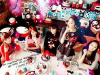 WonDerGirls:>>>Figthing!!!