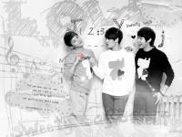 JYJ:This is our fate, I'm yours