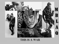 mblaq_this is war