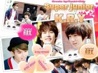 ::super_junior K.R.Y::