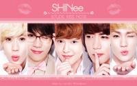 shinee - ETUDE KISS NOTE
