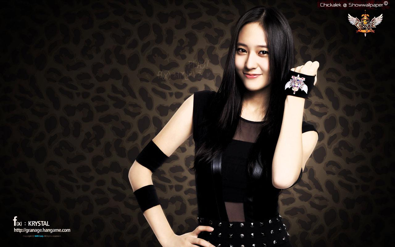 krystal f x wallpaper | Page 4 F(x) Electric Shock