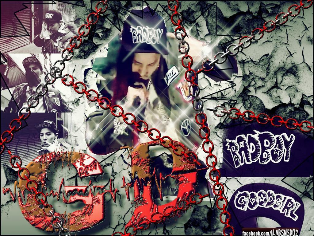 G Dragon Badboy Wallpaper By Jover De Castro