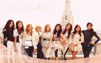 SNSD - SNSD in FRANCE