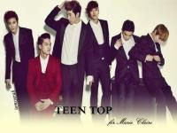 Teen Top for Marie Claire