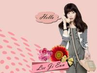 IU say hello