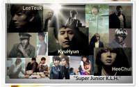 Super Junior K.L.H. (Kyu Hyun, Lee Teuk,& Hee Chul))