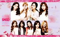 SNSD SWEETY PINK