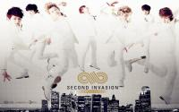 infinite - second in vasion