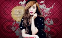 Tiffany SNSD - Vogue Magazine April 2012