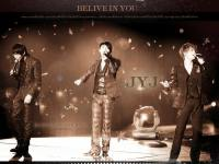 JYJ:Belive in you Fighting !