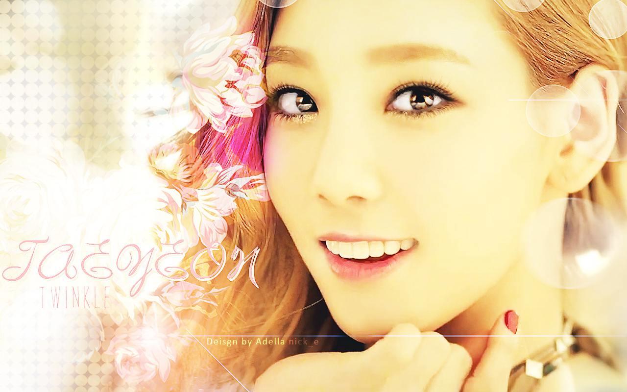TaeTiSeo ~*TAEYEON*~ Wallpaper
