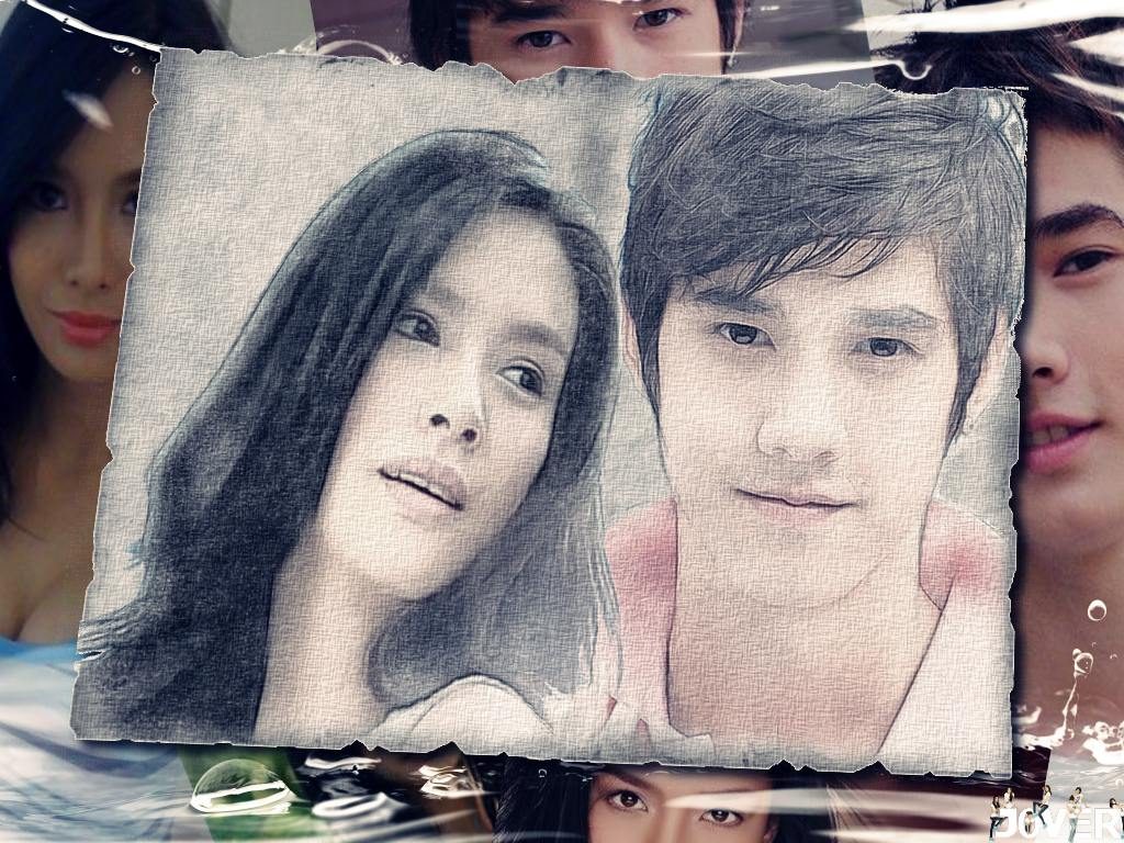 Mario Maurer and Erich Gonzales new movie Wallpaper