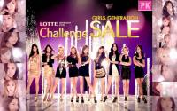 SNSD @ lotte department ver.1