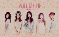 4minute :: VOLUME UP Vol.1