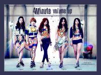 4Minute:volume up part 2