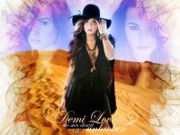 the sun Desert Demi lovato