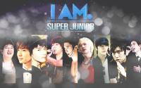 I AM. SUPER JUNIOR