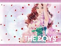 "SNSD : Taeyeon ♥ The 3rd Album ""The Boys"" ver. Cartoon"
