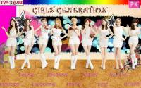 SNSD @ LG Cinema 3D TV